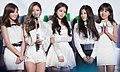 A Pink at 2014 Melon Music Awards red carpet, 13 November 2014 02.jpg