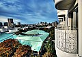 A View from balcony of Grand Prince Hotel, New-Takanawa – Japan (4120516589).jpg