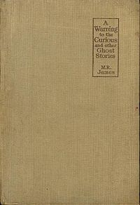 A Warning to the Curious cover