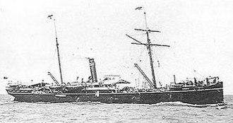 SS Camorta - Image: A and J Inglis No 160 SS Camorta (1880)