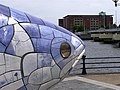 A big fish, Belfast - geograph.org.uk - 1304285.jpg