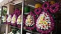 A colorful funeral wreaths in the flower shop in Hung Hom.jpg