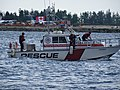 A para-sailing rescue vessel patrols Toronto's busy harbour, 2016 07 03 (3).JPG - panoramio.jpg