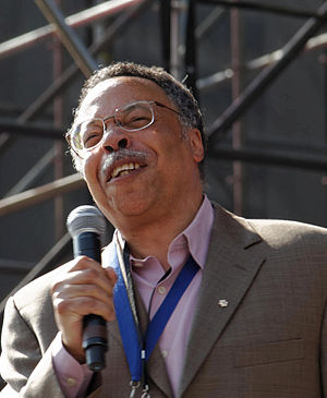 George Elliott Clarke - George Elliot Clarke reciting poetry.