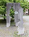 Aachen, Skulptur -Der Durchbruch- -- 2016 -- 2805.jpg