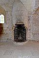 Abbaye Notre-Dame de Sénanque cheminée du chauffoir.jpg