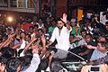 Abhishek Bachchan meets fans at 'Bol Bachchan' screening 08.jpg