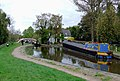 Above Tatenhill Lock near Branston, Staffordshire - geograph.org.uk - 1581456.jpg