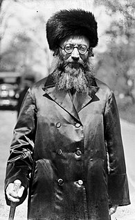 Abraham Isaac Kook First Ashkenazi chief rabbi of the British Mandatory Palestine