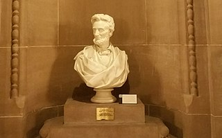 Bust of Abraham Lincoln (Indianapolis)