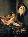 Abraham van Beijeren - Still-Life with Fish in Basket - WGA2132.jpg