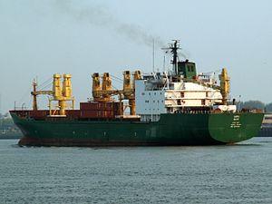Abyot - IMO 8303020 - Callsign ETAY, Port of Rotterdam 07-May-2006.jpg