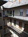 Access balconies, Henszlmann street 7., 2018 Belváros-Lipótváros.jpg