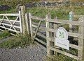 Access to Ynys Barri - geograph.org.uk - 1502792.jpg