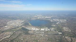 Greater Western Sydney Region in New South Wales, Australia