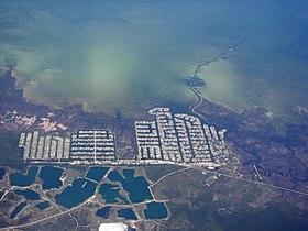 Aerial view of Hernando Beach, Florida.jpg