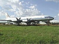 Aeroflot Tupolev Tu-114.jpg