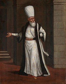 Agha of the Janissaries Ottoman military commander