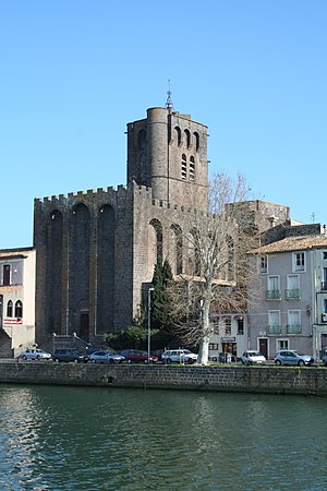 Agde Cathedral - Age Cathedral