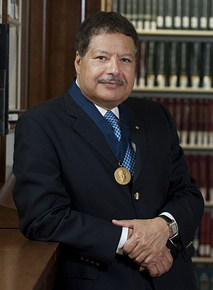 Ahmed Zewail - Ahmed Zewail in 2009