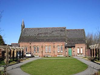 Ainsdale - Image: Ainsdale Village Church (1)
