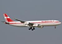 3B-NBI - A343 - Air Mauritius