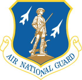 Distintivo dell'Air National Guard