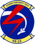 Air Test and Evaluation Squadron 23 (US Navy) patch 2014.png