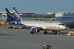 Airbus A320-214 'VQ-BCM' Aeroflot Russian Airlines (27878057959).jpg