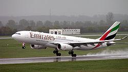 Airbus A330-200 Emirates A6-EAL.jpg
