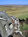 Aircraft Wreckage, Irish Law - geograph.org.uk - 431179.jpg