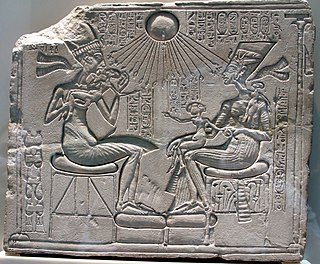 Amarna art art style predominant during the Amarna Period in Ancient Egypt