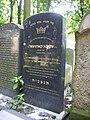 Akiba Kornitzer grave.JPG