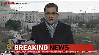 Kamahl Santamaria New Zealand journalist (born 1980)