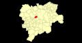 Albacete Balazote Mapa municipal.png