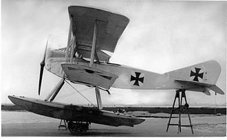 Albatros C.III - the W.2 derived directly from the C.III