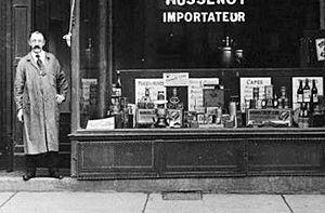 Van Houtte - Image: Albert louis van houtte 1919
