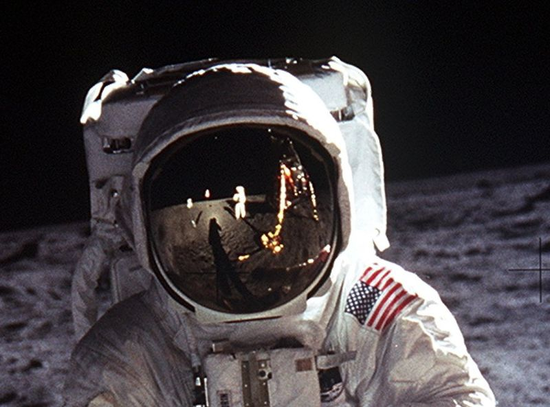 One Small Step for Man - Realization of JFK's Dream 43 ...