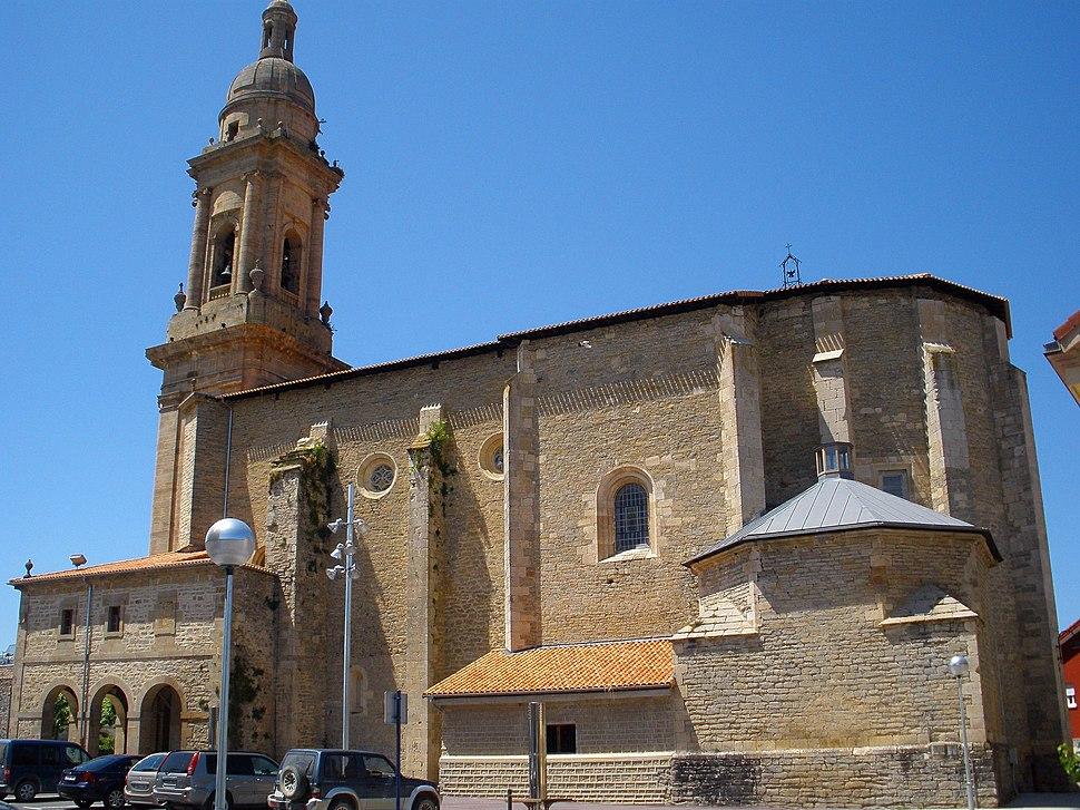Alegria-Dulantzi - Iglesia de San Blas 07