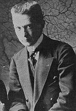 Alexandre Kerensky, chef du gouvernement provisoire