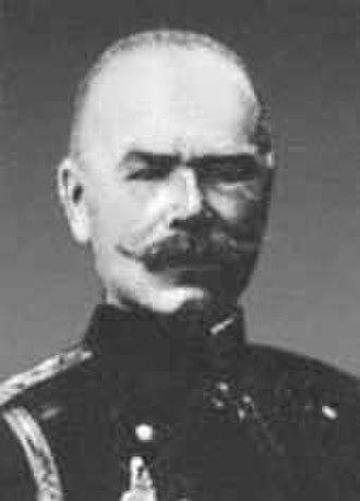 Mikhail Alekseyev - General Mikhail Alekseyev