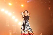 Alessandra Amoroso in concerto a Firenze il 9 aprile 2014 presso il Nelson Mandela Forum.