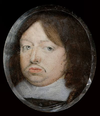 Alexander Cooper - Miniature portrait of Charles X, King of Sweden 1655-1660 - Google Art Project (392624).jpg