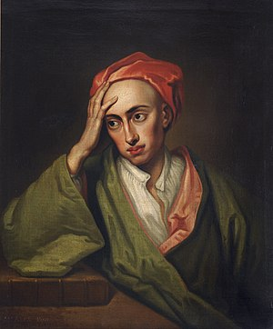 "Elegy to the Memory of an Unfortunate Lady - Alexander Pope published ""Elegy to the Memory of an Unfortunate Lady"" in 1717."