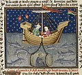 Alexander in a submarine - British Library Royal MS 15 E vi f20v (detail).jpg
