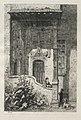 Alfred Alexandre Delauney - Maison dite de la Reine Blanche, Rue St. Hippolyte - 1921.572 - Cleveland Museum of Art.jpg