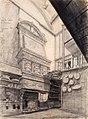Alfred Guesdon Intérieur d'une maison du quartier des Lances à Morlaix.jpg