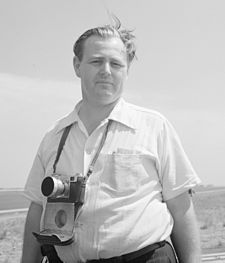 Alfred T. Palmer - US Office of War Information photographer in 1942.jpg