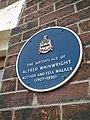 Alfred wainwright plaque Blackburn.jpg
