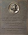 Alicja Dorabialska tablica.jpg